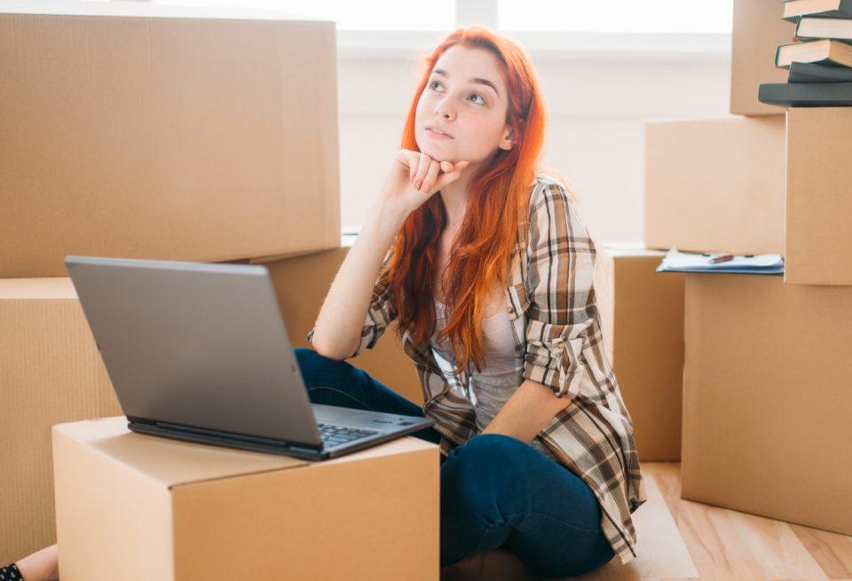 Online hypotheek